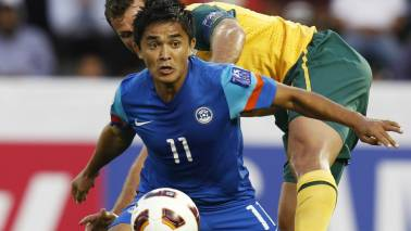 Chhetri effect: Tickets for remaining Team India football matches sold out