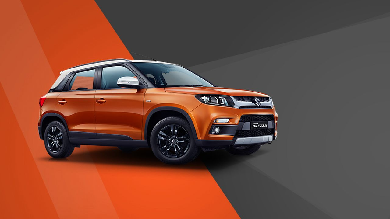 Maruti Suzuki managed to clinch another spot in the top ten with a sale of around 1.5 lakh cars, this time with their powerful yet compact SUV, the Brezza. (Image: Maruti Suzuki)