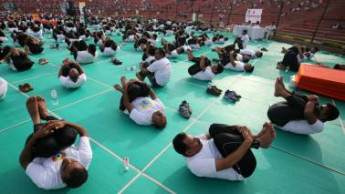 International Yoga Day highlights: Yoga not part of any religion, says Kerala CM Pinarayi Vijayan