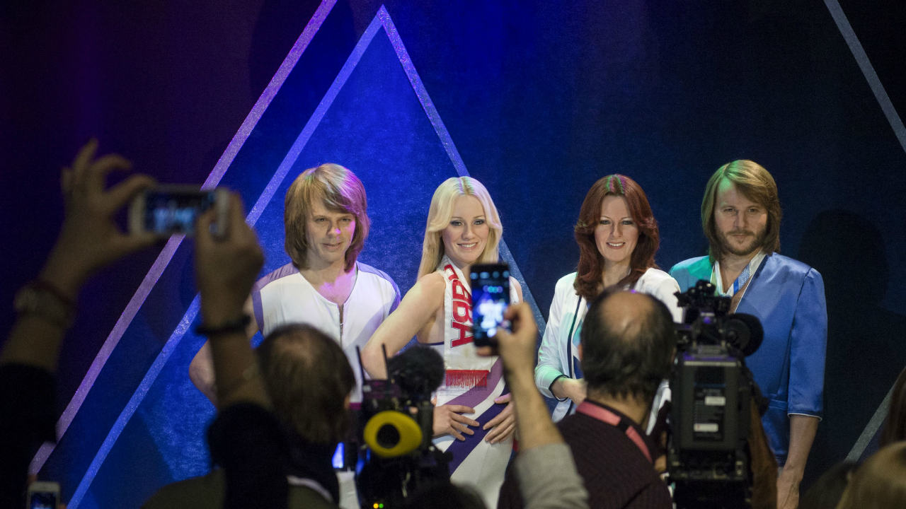 Q5. During the peak of their time, ABBA was the second famous entity in Sweden. Which was the first? (Image: Reuters)