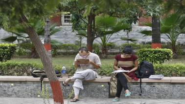 Students heave sigh of relief as day 2 of Delhi University admissions go smoothly