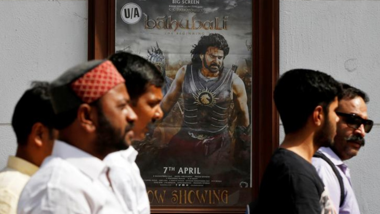 Highest grossing Indian film | Baahubali: The Beginning | The movie earned as much as Rs 500 crore. However, this amounts seems paltry when compared to how much top Hollywood films have earned. (Image: Reuters)