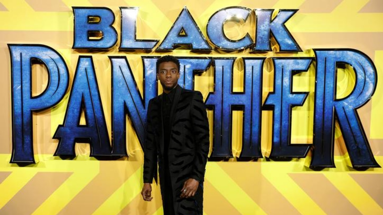 No. 9 | Black Panther | The film has raked in $1,345,471,874. (Image: Reuters)