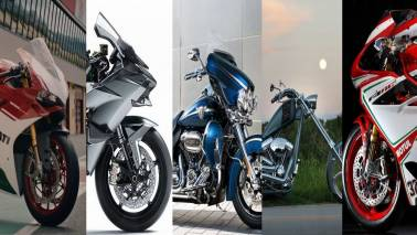 Top 5 most expensive bikes you can buy in India