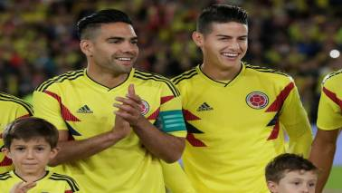 FIFA World Cup 2018 Official squad: Group H – Team 29 – Colombia