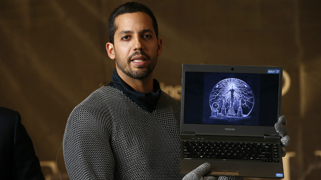 David Blaine | The American endurance artist, magician and illusionist has performed famous acts such as 'Buried Alive', 'Vertigo' and 'Drowned Alive'. Blaine has made $6 million to make him the eight highest-paid magician. (Image: Reuters)