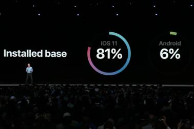 WWDC 2018: Apple mocks Android with operating system comparison