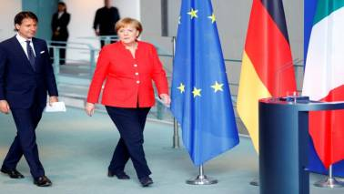 Italy and Germany clash as migration rows split EU