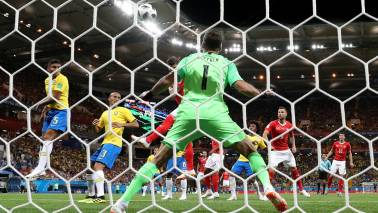 BRA vs SUI FIFA World Cup 2018 Highlights: Brazil shut out by resolute Swiss defending