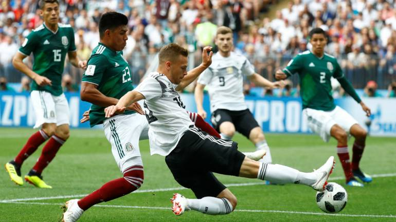 0bae6311a FIFA World Cup 2018: No need to panic after shock defeat to Mexico ...