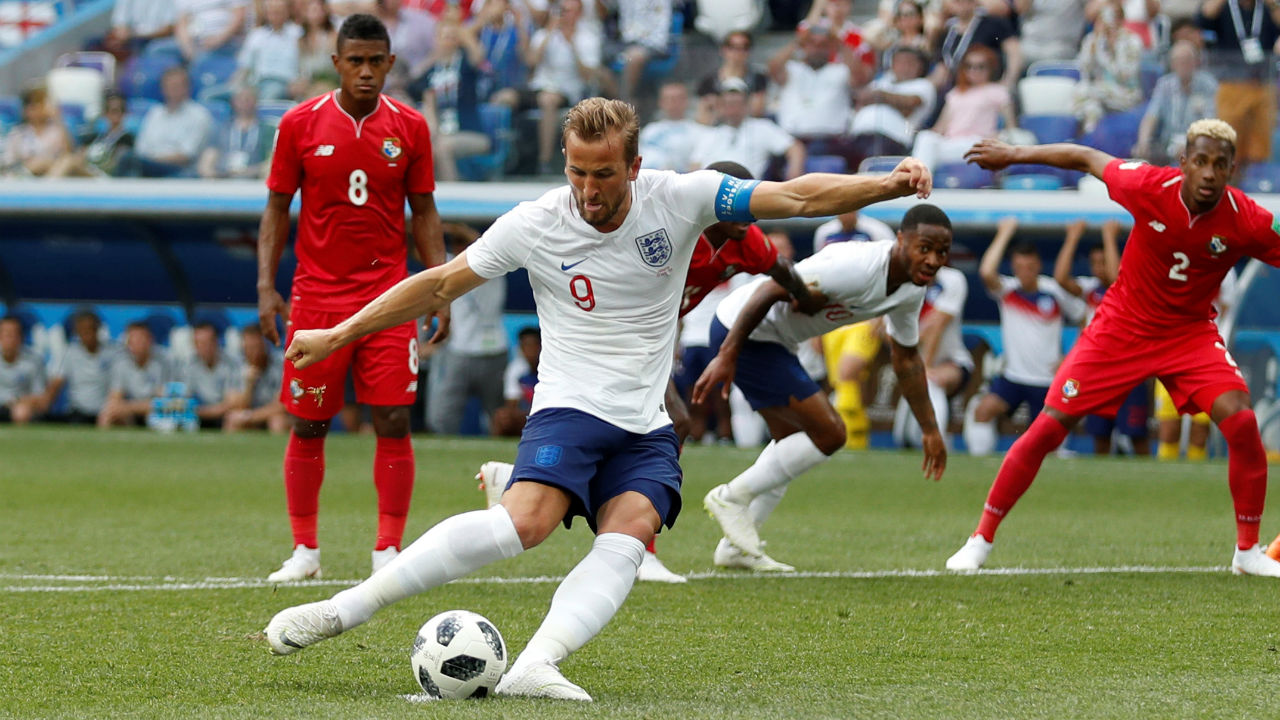 'It's easy for me' - Kane finding England captaincy a breeze