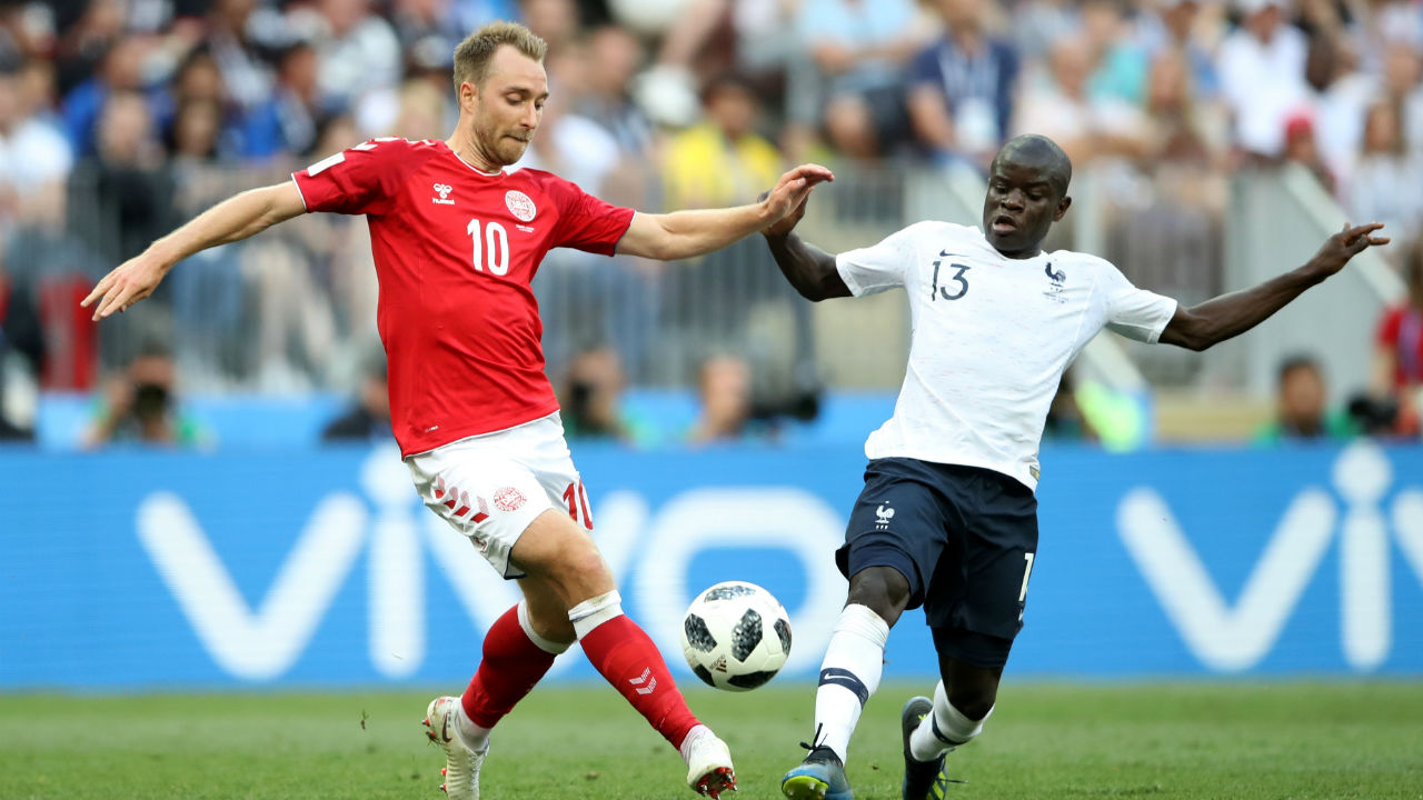 N'Golo Kante | The diminutive midfielder has been exceptional for France breaking up opposition attacks and providing ample cover for the marauding Paul Pogba. He may be entrusted with the responsibility of man marking Lionel Messi and it will be interesting to see who comes out on top in that battle. (Image: Reuters)