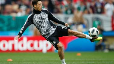 I am German when we win but an immigrant when we lose: Mesut Ozil blasts DFB president as he retires