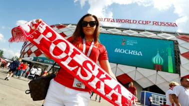 POL vs SEN FIFA World Cup 2018 Live: Poland and Senegal clash in Group H