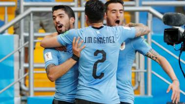 URU vs KSA FIFA World Cup 2018 Live: Uruguay continue to deny Saudi, hold on to their 1-0 lead