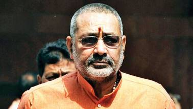 EC show-cause notice to BJP's Giriraj Singh for 'grave' remark