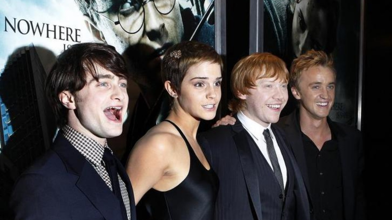 No. 10 | Harry Potter and Deathly Hallows | The film has minted $1,341,511,219. (Image: Reuters)