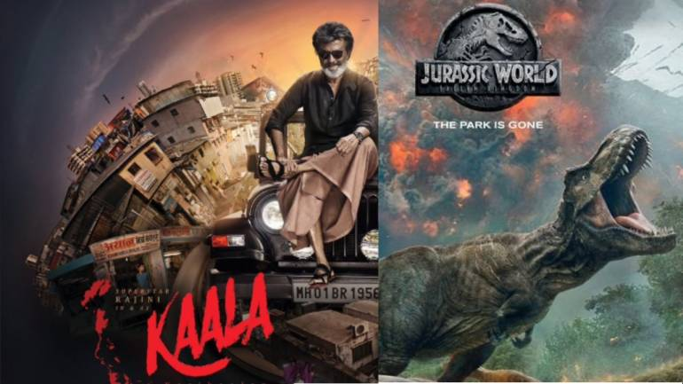Kaala vs Jurassic World: Fallen kingdom | 7 reasons why it's a battle of  the behemoths this Friday