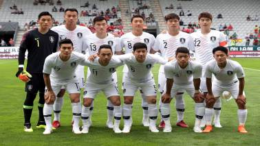 FIFA World Cup 2018 Official squad: Group F – Team 23 – Korea Republic