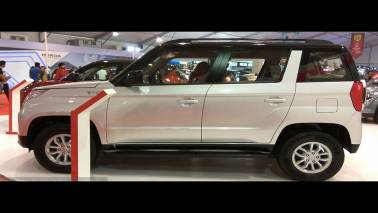 Mahindra TUV300 Plus launched at a starting price of Rs 9.47 lakh