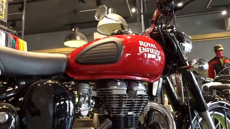 Soon, you may be able to see your Royal Enfield getting built