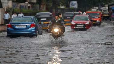 Heavy rains trigger floods in Tripura, Manipur; air-quality dips in Delhi due to dust-laden hot winds