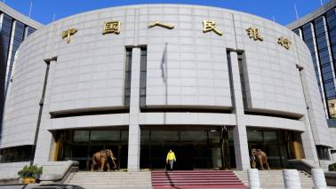 China central bank says will develop OTC business for local government bonds