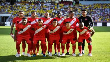 FIFA World Cup 2018 Official squad: Group C – Team 12 – Peru