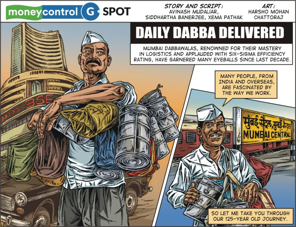 mumbai dabbawala case study video