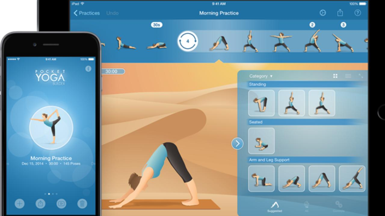 International Yoga Day: 10 fitness apps to guide you towards health and harmony