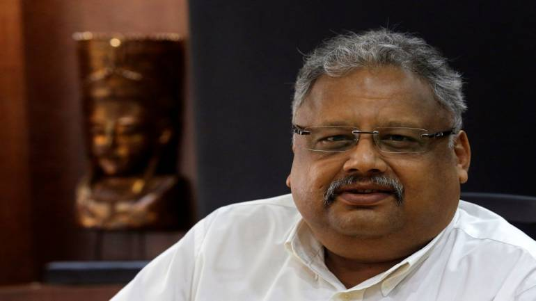 2018 will be the year of consolidation after stellar gains in 2017: Rakesh Jhunjhunwala