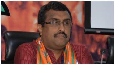 BJP for continuing with Governor's rule in Jammu & Kashmir: Ram Madhav