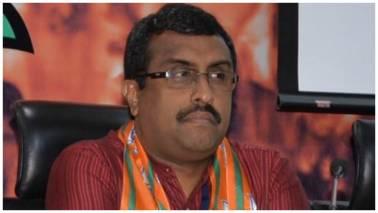 Grand Alliance of Opposition parties a non starter: Ram Madhav