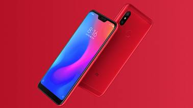 Xiaomi Redmi 6 Pro launched with 5.84-inch display, dual cameras, face unlock, AI features