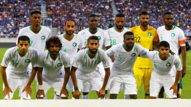FIFA World Cup 2018 Official squad: Group A – Team 3 – Saudi Arabia