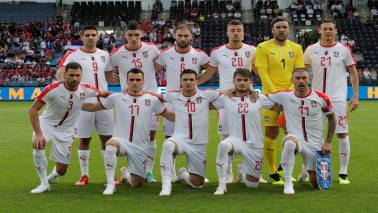 FIFA World Cup 2018 Official squad: Group E – Team 19 – Serbia
