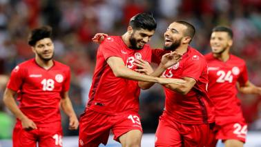 FIFA World Cup 2018 Official squad: Group G – Team 28 – Tunisia