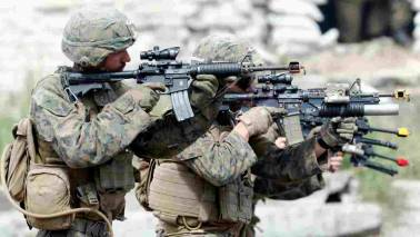 US opens new military headquarters in South Korea