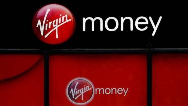 UK's Clydesdale Yorkshire Banking Group buys Virgin Money for 1.7 billion pounds