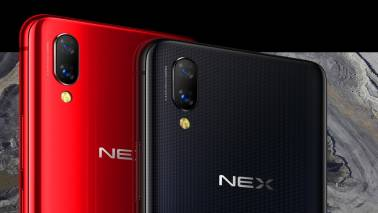 Vivo Nex launched in India at Rs 44,990; features in-display fingerprint sensor, pop-up selfie camera
