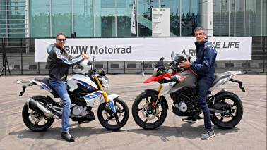 BMW Motorrad working on more ideas for India as it launches G310 R and G310 GS
