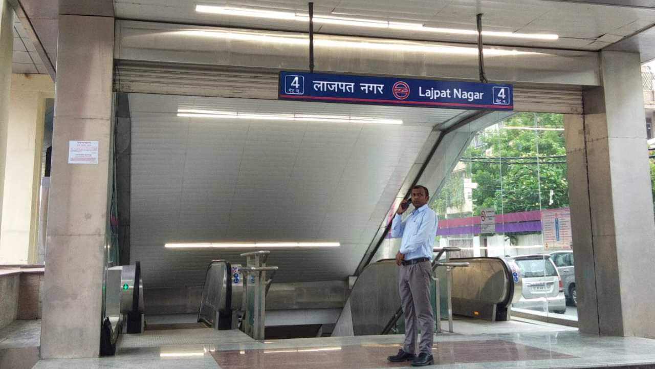 The final stretch from Lajpat Nagar to Mayur Vihar, which will cover 15 kilometres, is expected to open in September. With this, the whole line will also be in operation.