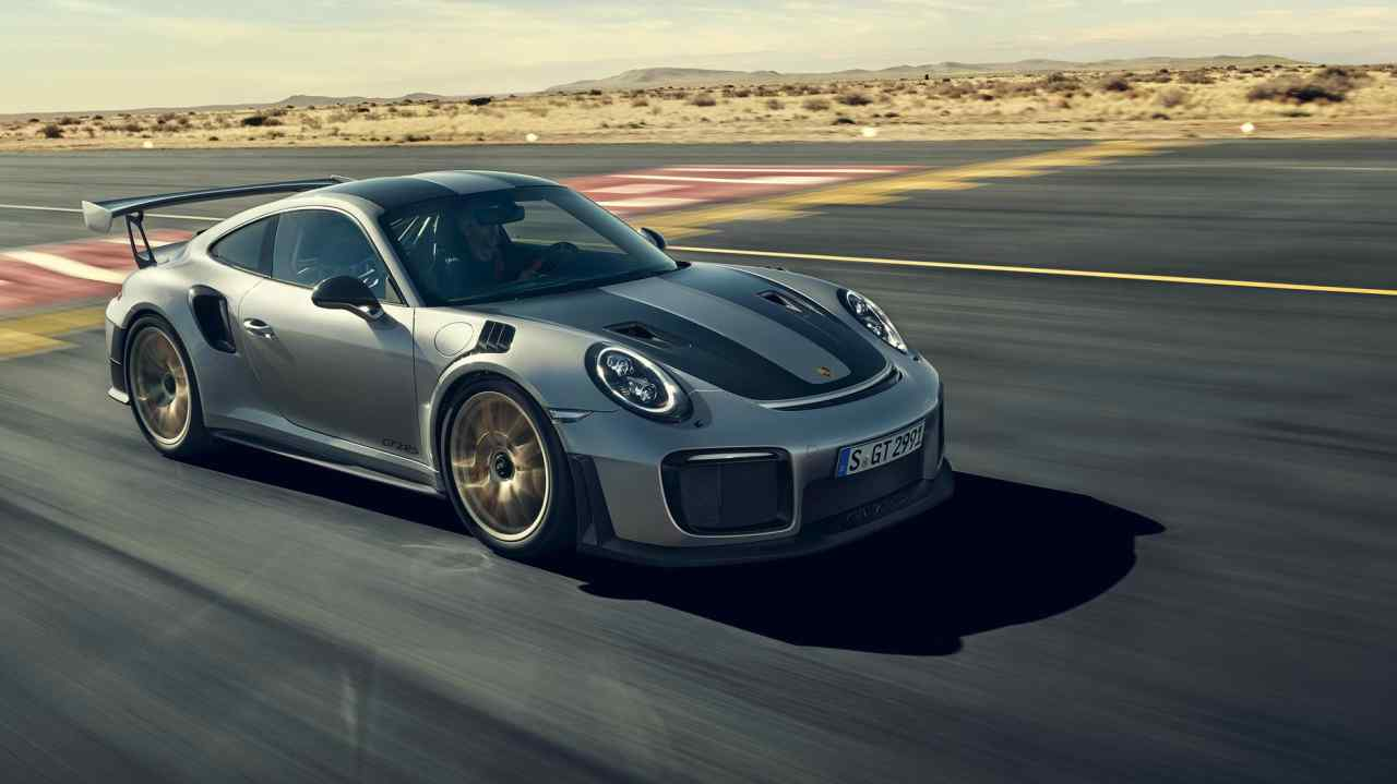 A look at Porsche's latest launch in India - the 911 GT2 RS that costs Rs 3.88 crore