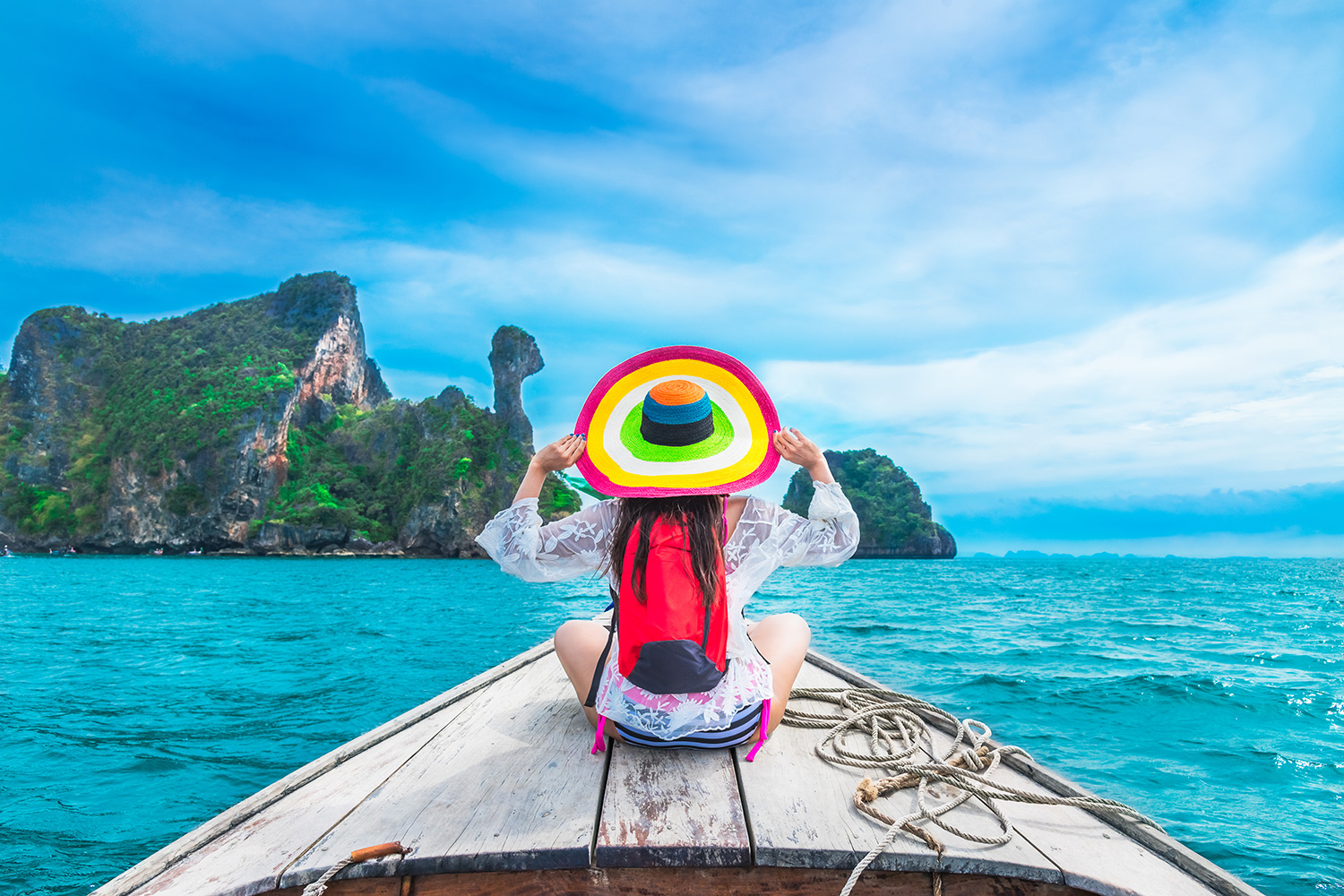 Find yourself: Black Tomato will help you find yourself with their 'Get Lost' service, which helps people disconnect. The travel site takes you to unchartered locations, giving you a genuine feeling of getting lost.