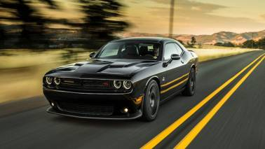 Dodge announces new Challenger R/T Scat Pack 1320, fastest naturally-aspirated muscle car