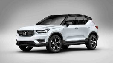Volvo to launch petrol variant of XC40 in India