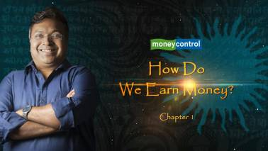 Moneyshastra with Devdutt Pattanaik: How do we earn money?