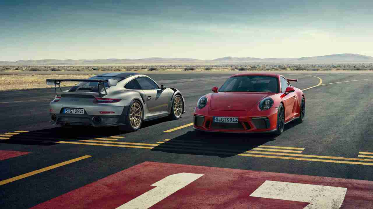 The 911 GT2 RS comes in a standard variant and in a Weissach package, which offers more customisation to Indian customers.
