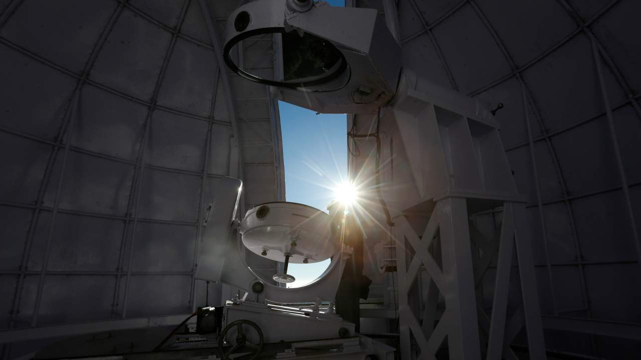 The photo was taken with the efforts of the Event Horizon Telescope (EHT) project —a multi-national collaboration that started in 2012 (Image: Reuters)