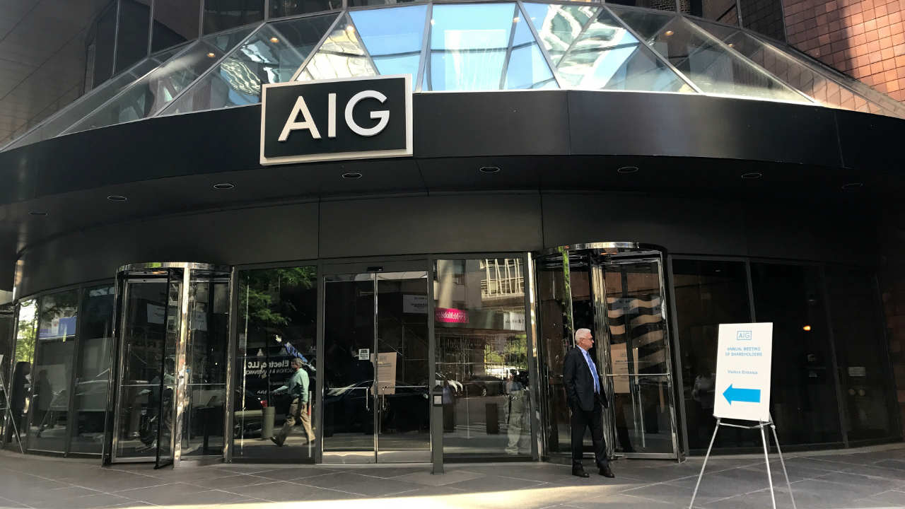 Answer: AIG (Image: Reuters)